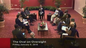 The Oval on Oversight - Trinidad and Tobago