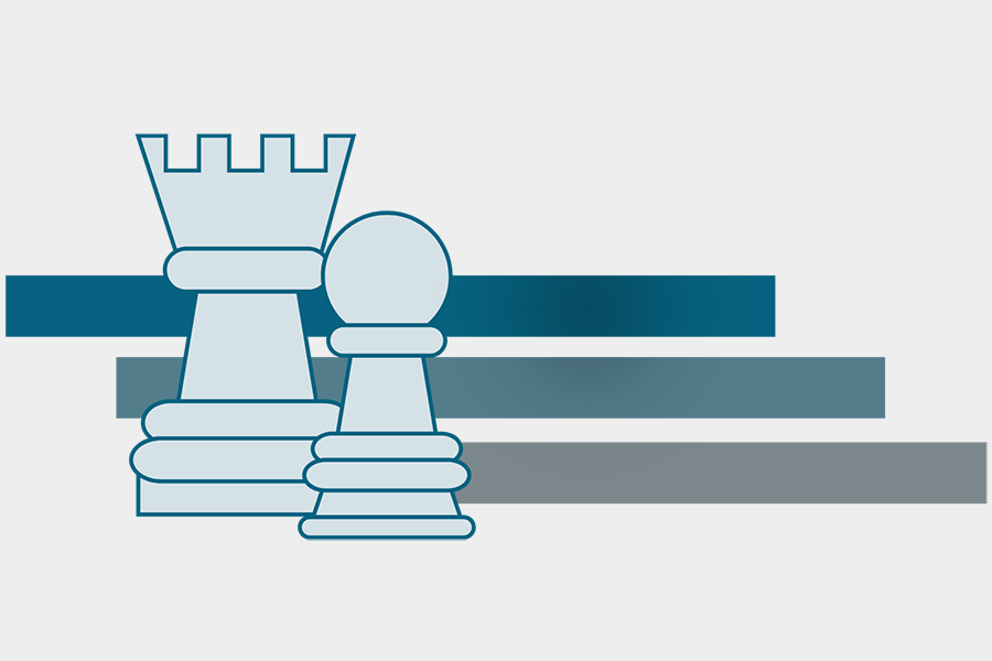 chess pieces graphic